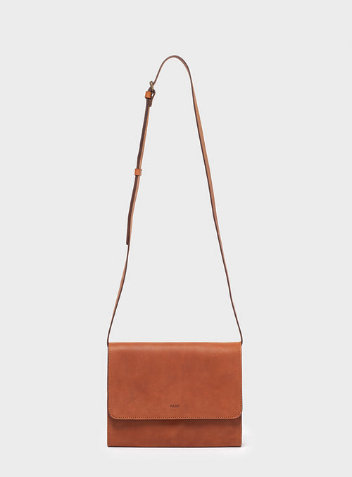 CB01 Crossbody Bag Brown - View 2