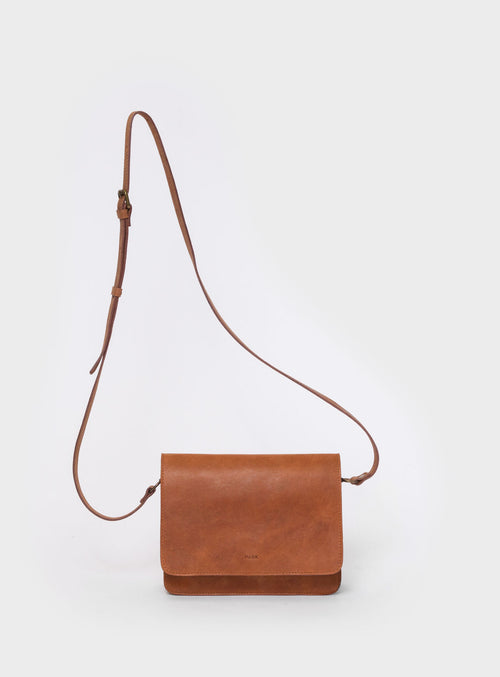 CB02 Crossbody Bag Brown  - View 1