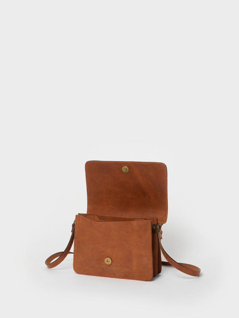 PARK Crossbody Bag CB02 Brown