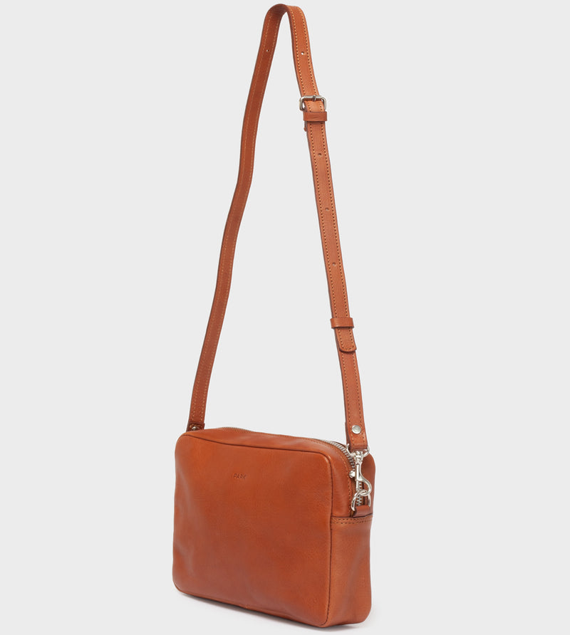 PARK Crossbody Bag CB04 Brown