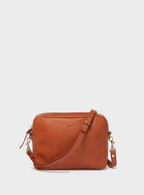 CB04 Crossbody Bag Brown  - View 1