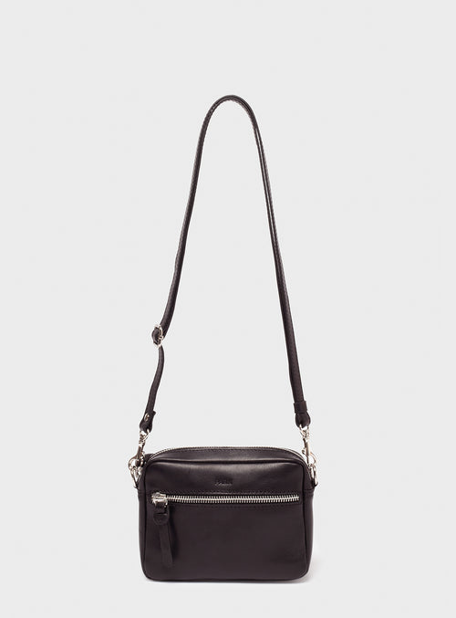 CB04 Mini Crossbody Bag Black - View 2