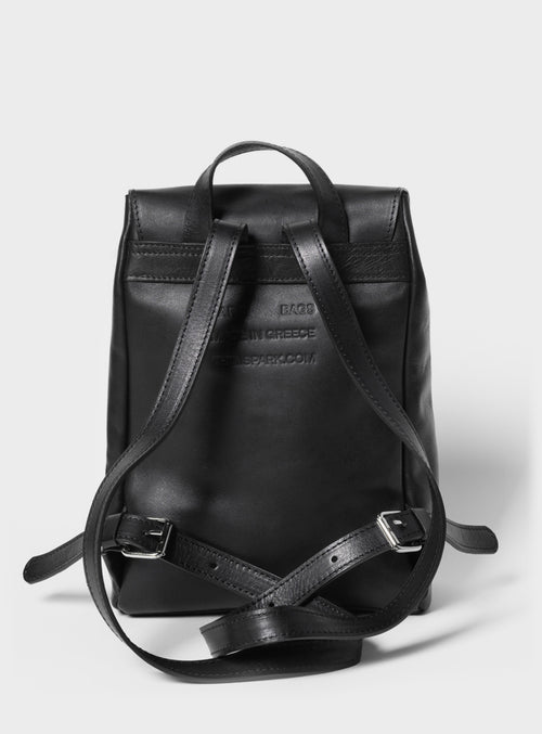 MBP01 Mini Backpack Black - View 2