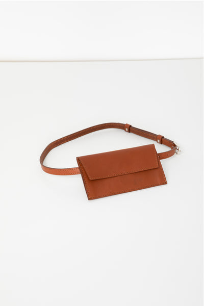 PARK Pocket Belt BE02 Brown, scenery