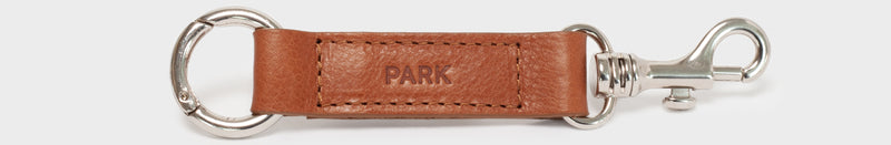 PARK Keychain KC01 Brown