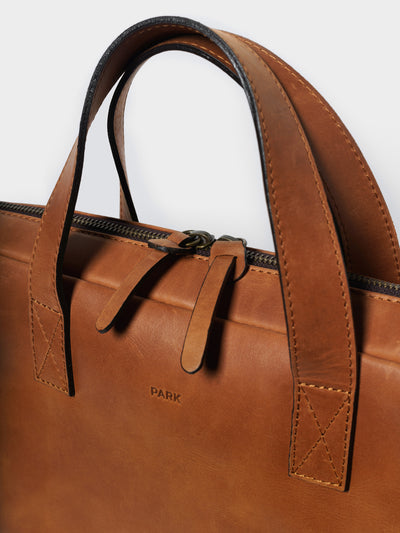 PARK Laptop Bag LB03 Brown, scenery