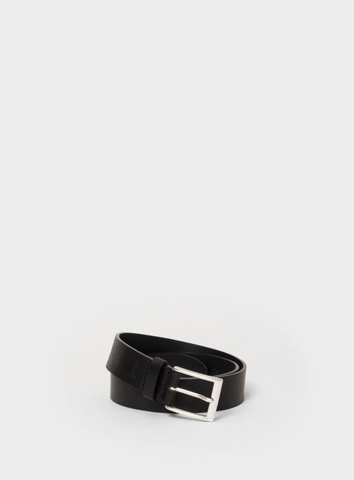 BE01 Belt Black  - View 1