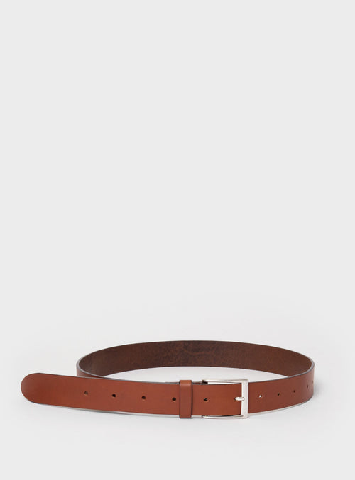 BE01 Belt Brown / S - View 2