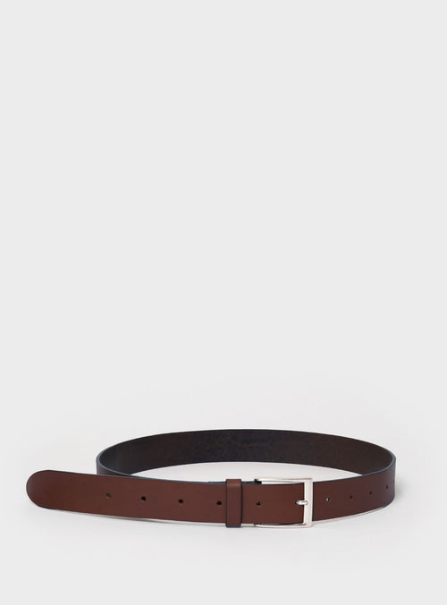 BE01 Belt Dark-Brown / S - View 2