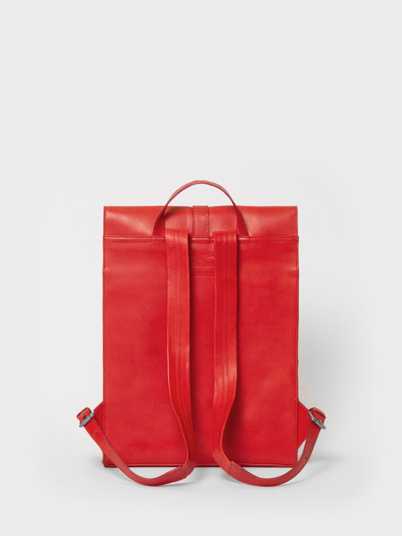PARK Rucksack RS04 Red