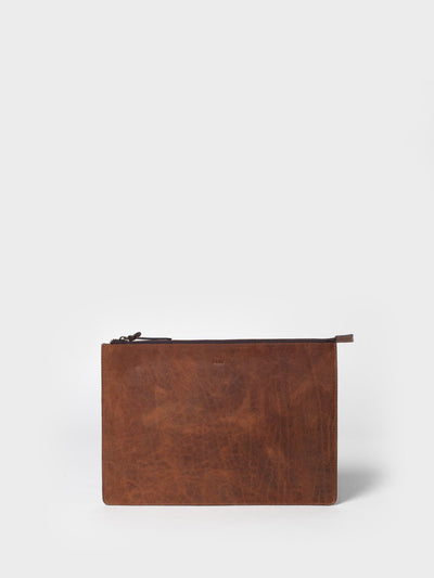 PARK Pouch PO01 L Brown