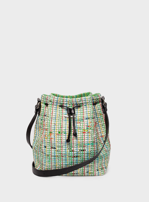 RP-BB01 Bucket Bag Green  - View 1