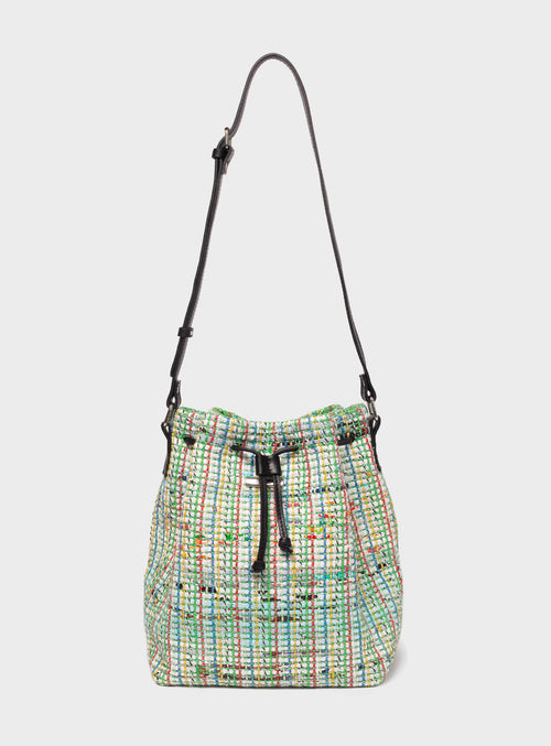 RP-BB01 Bucket Bag Green - View 2