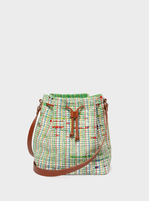 RP-BB01 Bucket Bag Lightgreen  - View 1