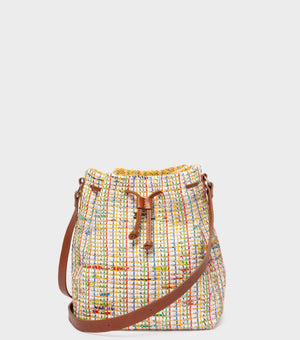 PARK Bucket Bag RP-BB01 Yellow