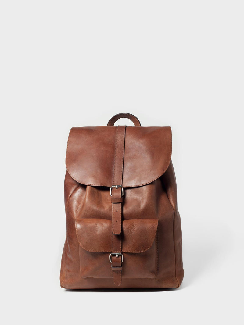 PARK Backpack BP01 Brown