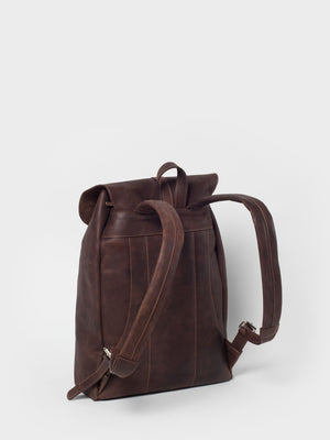 PARK Backpack BP01 Dark-Brown