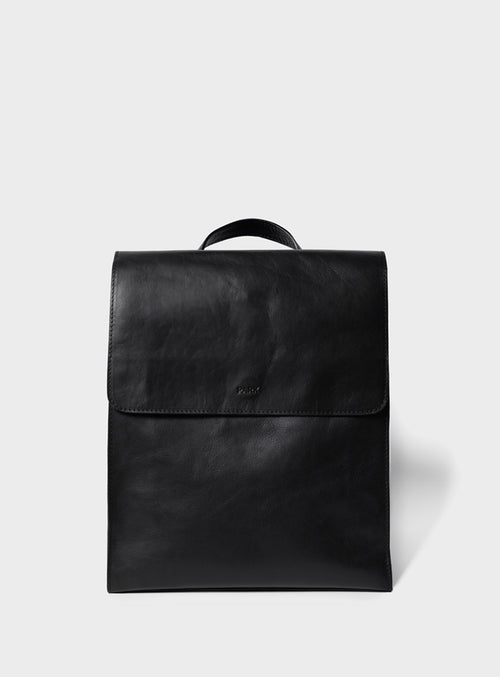 BP05 Backpack Black  - View 1
