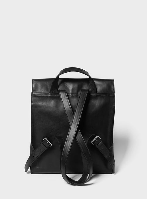 BP05 Backpack Black - View 2