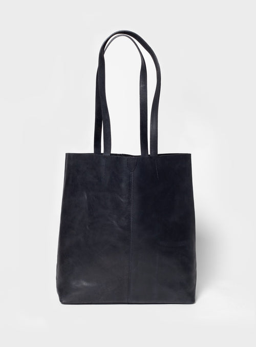 TB02 Tote Bag Black - View 2