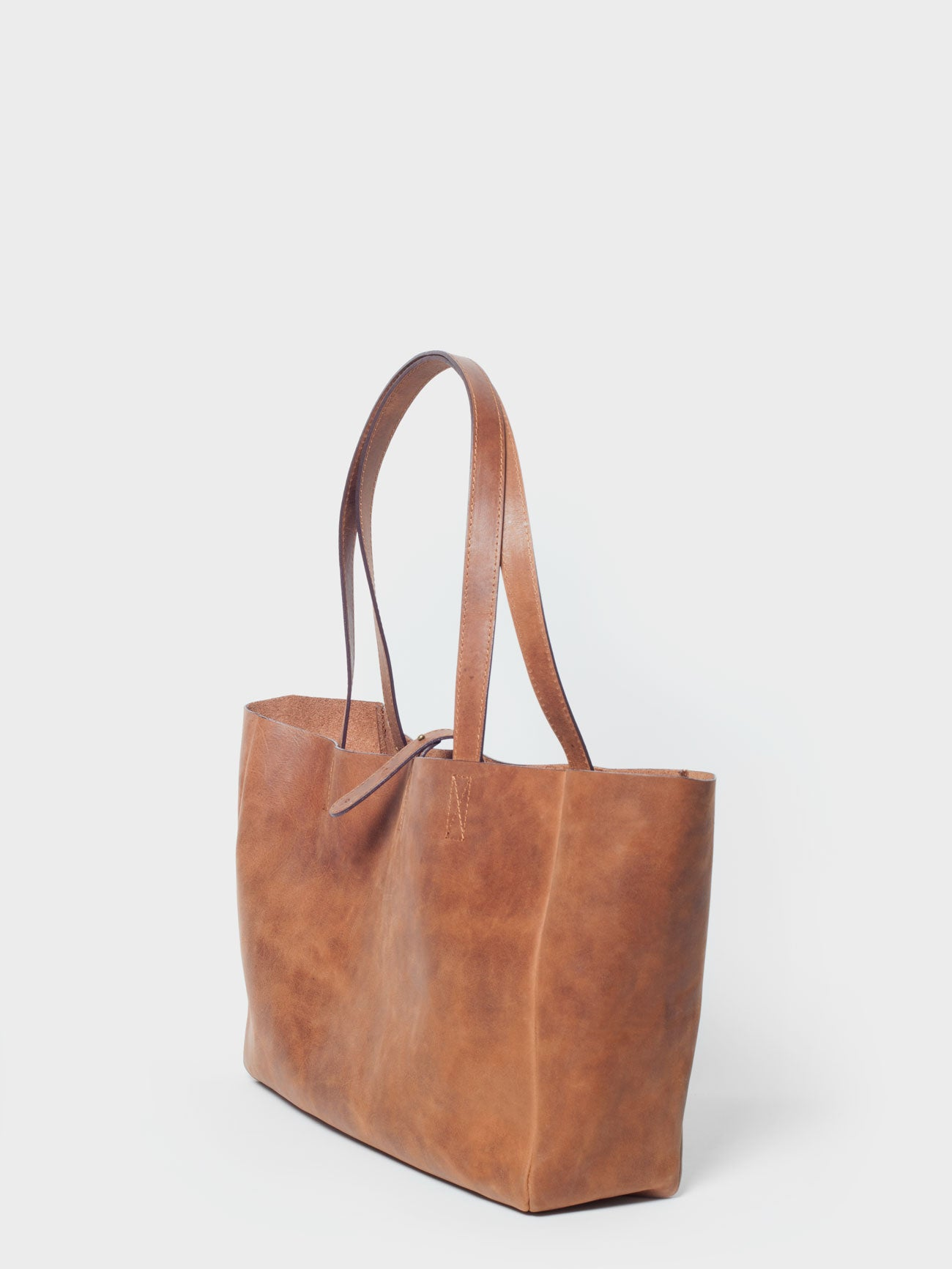 PARK Tote Bag TB03 Brown