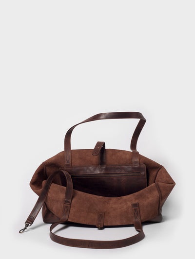 PARK Tote Bag TB03 Dark-Brown