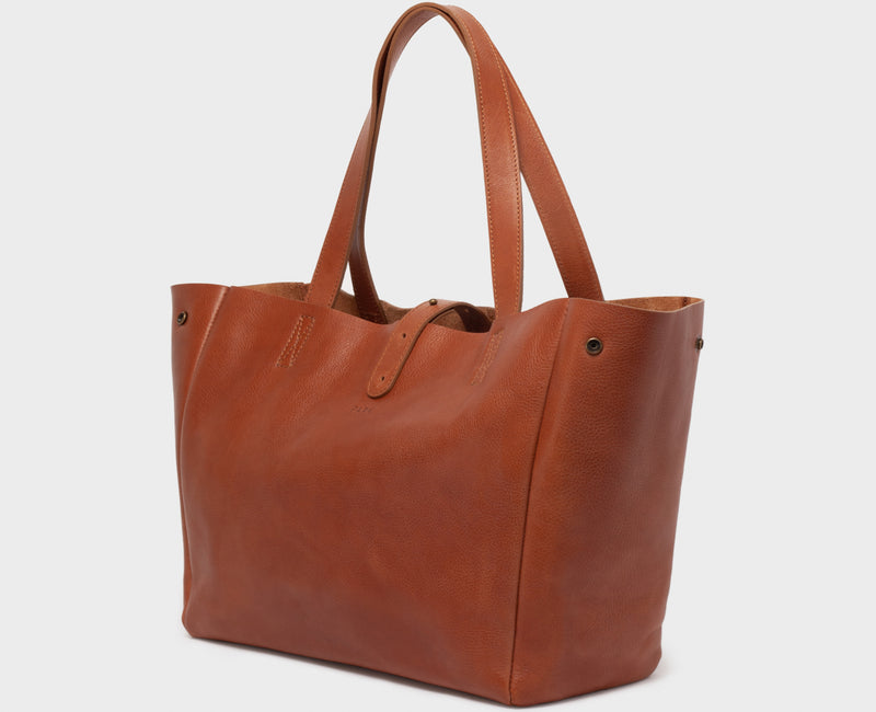 PARK Tote Bag TB06 Brown