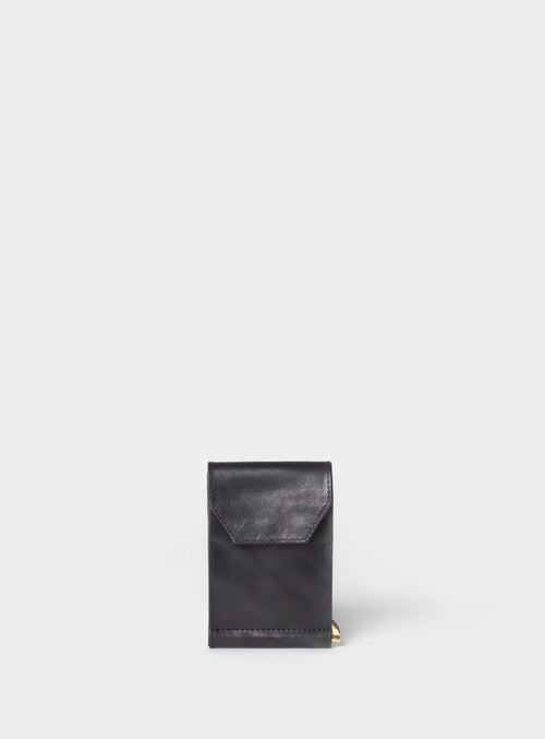 WL01 Wallet Black  - View 1