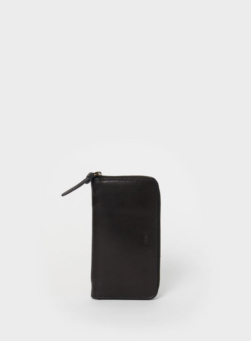 WL04 Wallet Black  - View 1