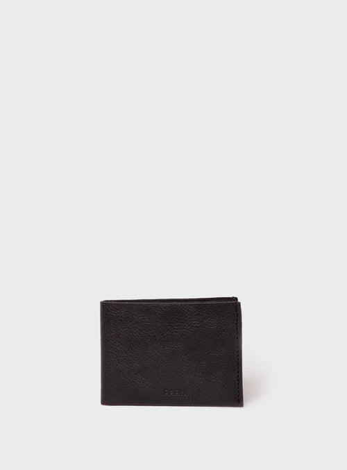 WL07 Wallet Black  - View 1