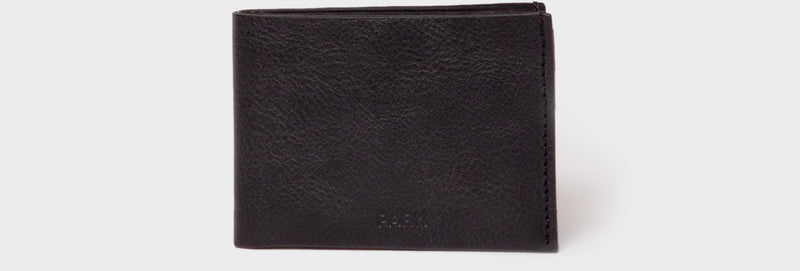 PARK Wallet WL07 Black