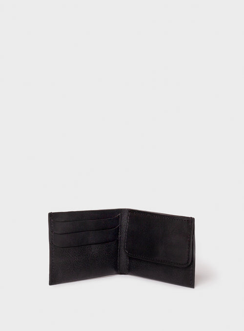 WL07 Wallet Black - View 2