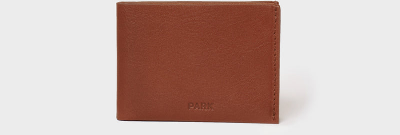 PARK Wallet WL07 Brown