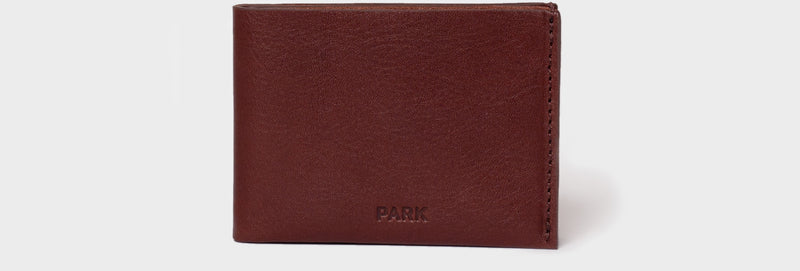 PARK Wallet WL07 Dark-Brown
