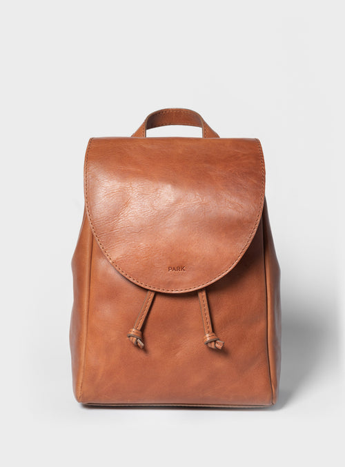MBP01 Mini Backpack Brown  - View 1