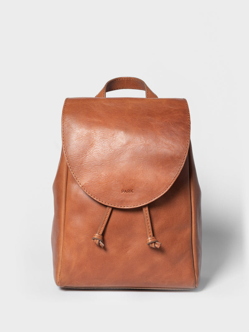 PARK Mini Backpack MBP01 Brown