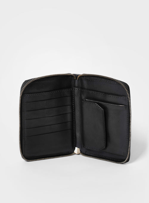 WL06 Wallet Black - View 2
