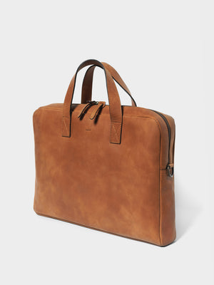 PARK Laptop Bag LB03 Brown