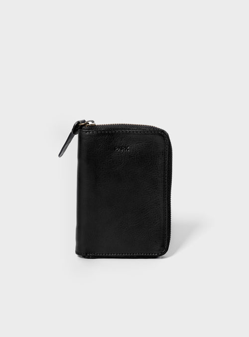 WL06 Wallet Black  - View 1
