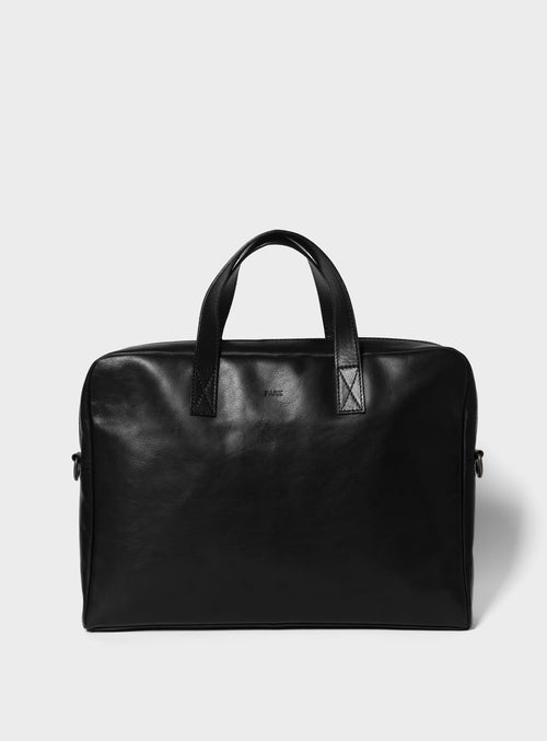 LB03 Laptop Bag Black  - View 1