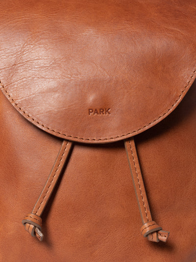PARK Mini Backpack MBP01 Brown, scenery