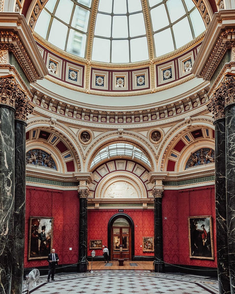 The National Gallery - Lylie's Sustainable Jewellery