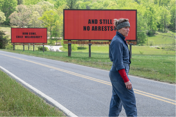 Three Billboards Outside Ebbing, Missouri Lylie's Sustainable Jewellery