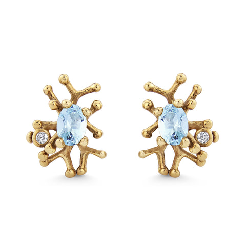 The Tofo Stud Earrings