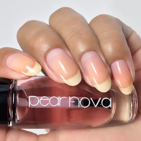 Pear Nova - Clearly - Top Coat - TheBeautiful.Store