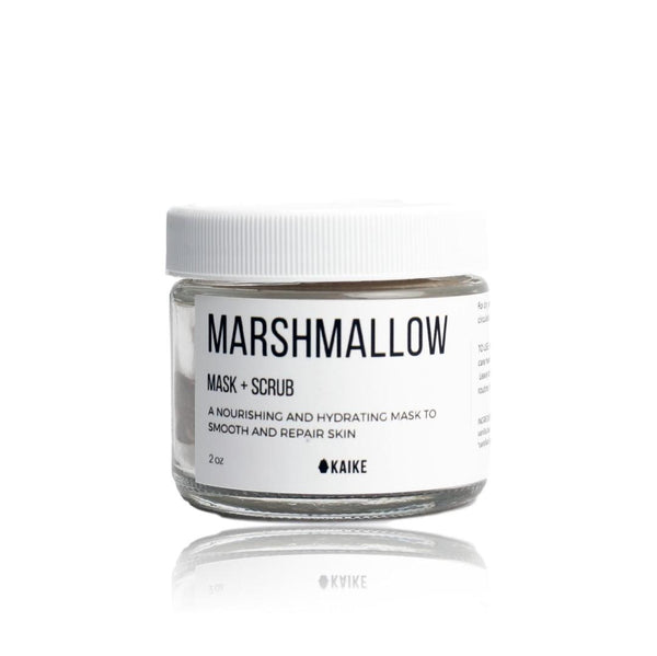 Kaike Marshmallow Mask & Scrub - TheBeautiful.Store