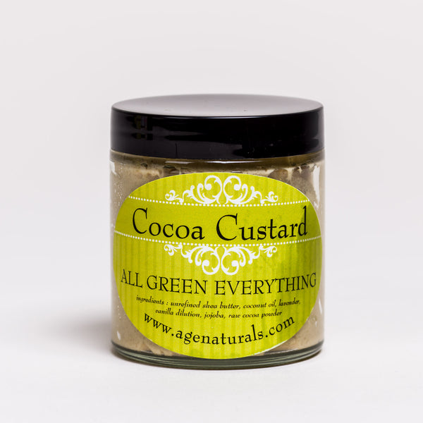 A.G.E. Cocoa Custard - TheBeautiful.Store