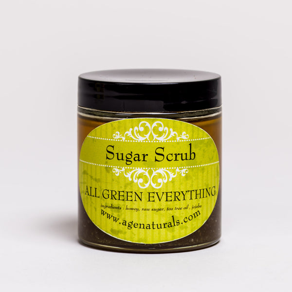 A.G.E. Sugar Scrub - TheBeautiful.Store