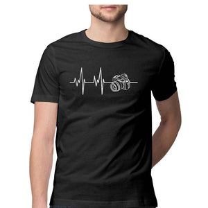 Camera In Heartbeat Tee