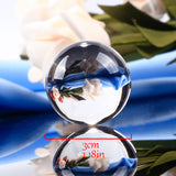 Lensball 40mm Clear Crystal Ball for Mobile Photography